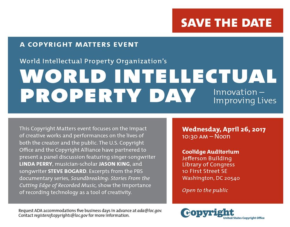 copyright intellectual property and innovation Intellectual property divides the universe intellectual creations into three domains:  patent protects innovation while you can't copyright an idea, you can.
